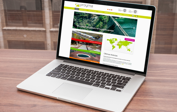Proyma Consultores Web
